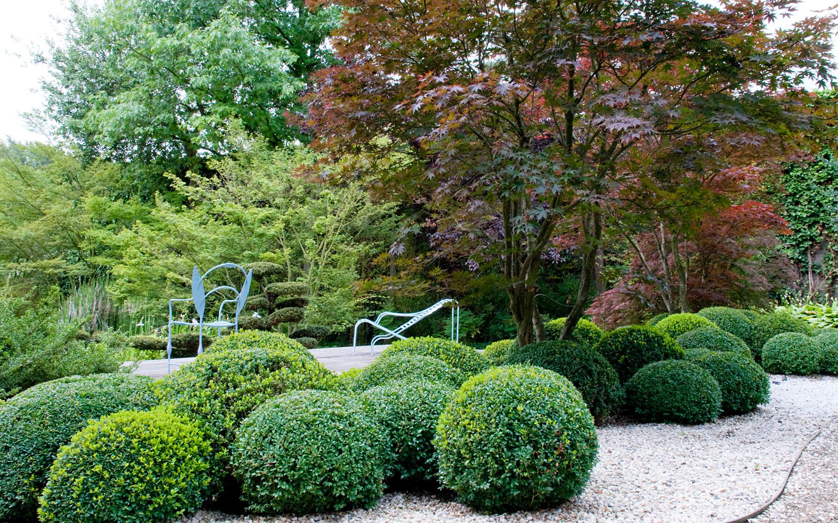 Tuinen, plantsoenen en bedrijfsterreinen - Groenbedrijf Limburg